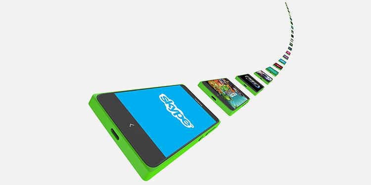 Nokia X (Source: Nokia)