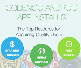 CodeNgo Organic App Installs,pricing calculator, app installs, organic app installs, app design, app store optimization, app stores optimisation